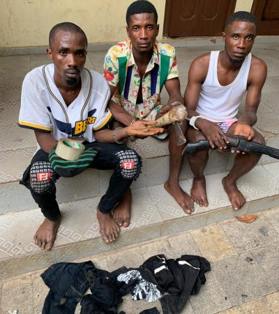 Police Arrest Persons Involved In The Kidnap Of Channels Television Staff