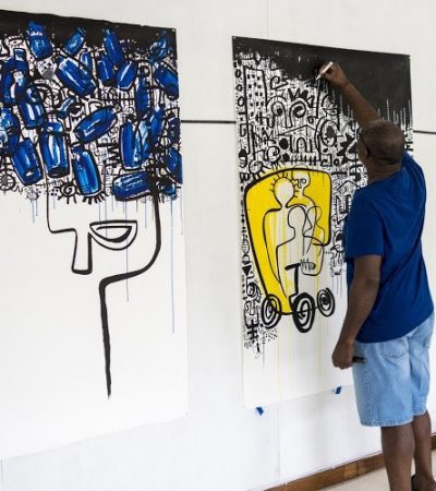 Art Consultant Tasks Nigerian Artists On Educational Upgrade To Improve Works