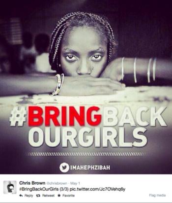 Chibok Girls Kidnap: BBOG In UK To Refocus Global Support