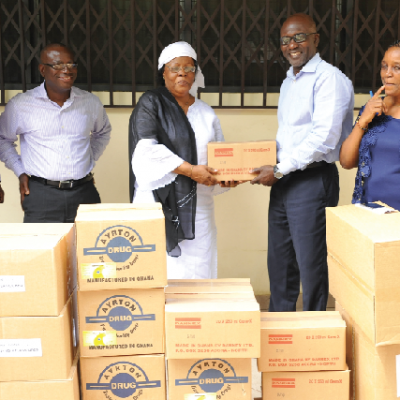 4 pharmaceutical companies donate drugs to Abia community medical mission