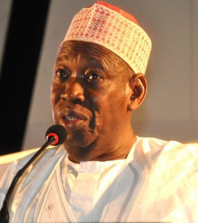"""We are ready  to make your services better"" Ganduje tells Assistant Comptroller General Immigration"