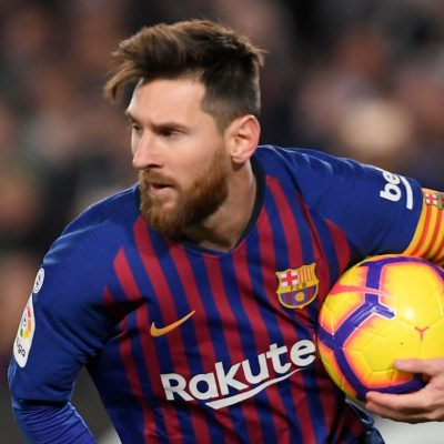 Messi seals another La Liga title for FC Barcelona