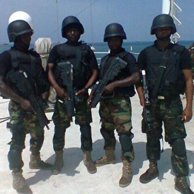 Navy Declares 4 Persons Wanted For Crude Oil Theft