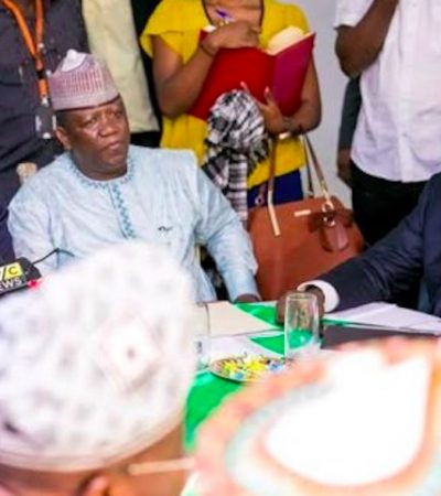 Population Explosion: We are sitting on a time bomb – Gov. Yari warns