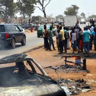 Inter-communal crisis: Ebonyi SEMA receives fleeing refugees from Cross River community