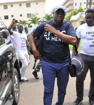 Fayose: EFCC witness whisked away after contradicting himself