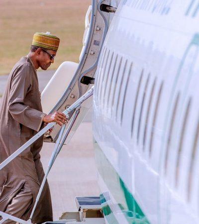 Buhari heads to Makkah for OIC summit
