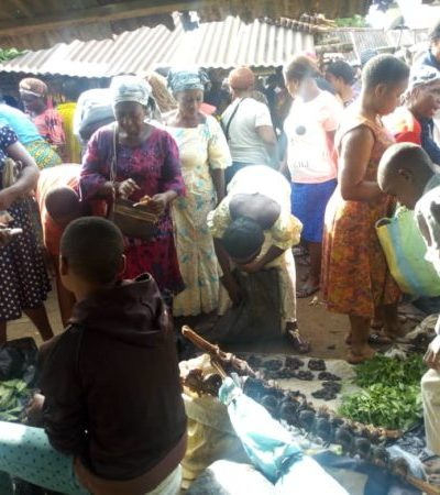63 years after, trade by barter market still effective in C/River