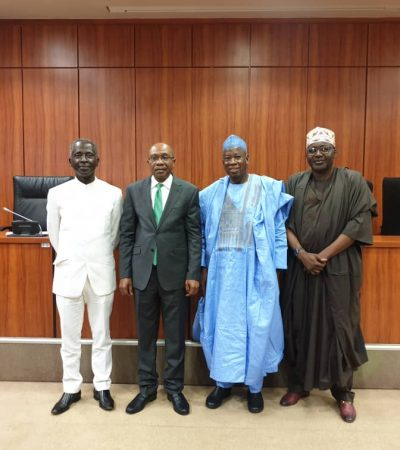 Ganduje Proposes Coordinated Steps, Strong Institutions For Robust Cotton, Textile, Garment Development