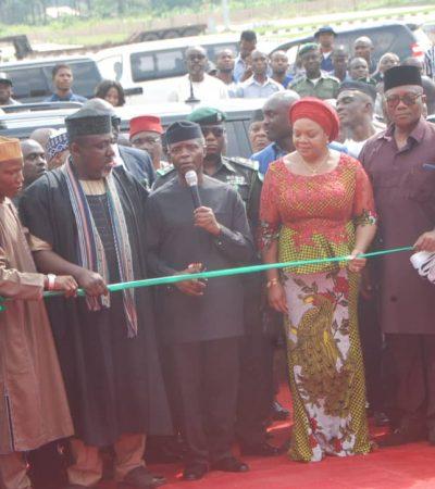 Buhari Avoids Okorocha, dispatches Osinbajo To Commission Projects