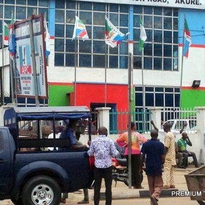 Ogun APC secretariat burgled