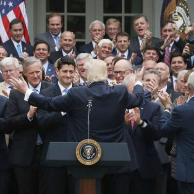 Trump made House Republicans look like complete fools