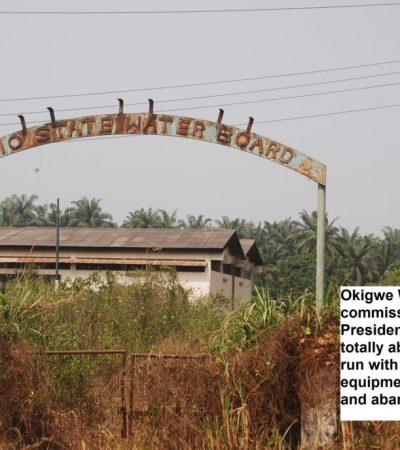 Ihedioha To Rehabilitate Otamiri Water Scheme