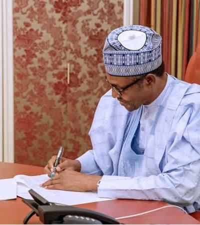 2019 Elections: Buhari Accepts EU Report