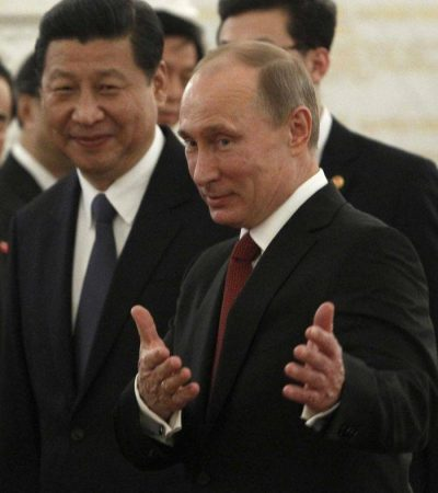 Russia's Number One Ally, China, Finds Itself In a Tough Spot Over Ukraine, Crimea