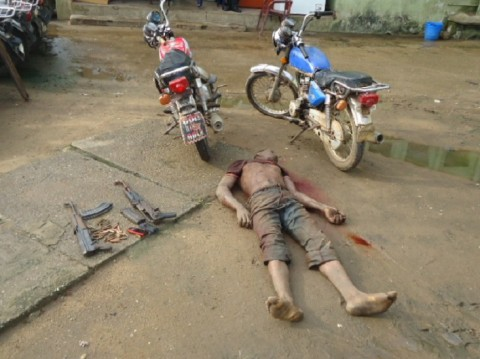 Alleged Ritual Killings: Mob Attack Top Police Officer's Residence