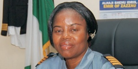Chinyere Kalu (First Nigerian Woman Pilot): Honored Tuesday, Sacked On Friday – By Frankie James