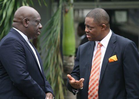 EFCC Re-arraigns Fani-Kayode