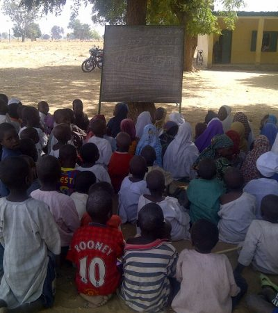 Filth in Jigawa Education Infrastructure: Over 670 of Pupils Receive Lesson Under Trees