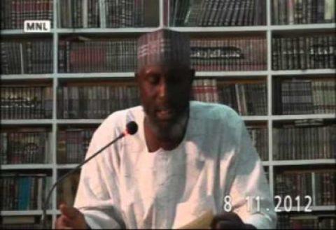 SSS Parades Killers Of Zaria Cleric Sheik Albani