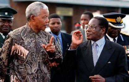 Zuma chooses Mugabe wedding bash over Mandela memorial – Wilmot James