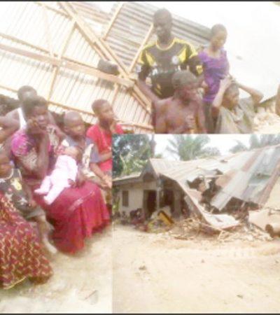 Ex-Minister [Bart Nnaji] Victimizes the Poor in Enugu