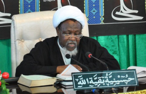 Sayyid Zakzaky Named Brigadier General S. Okuh, C.O. Engr. Of Bassawa Barrack In Zaria As One Who Shoot His Children