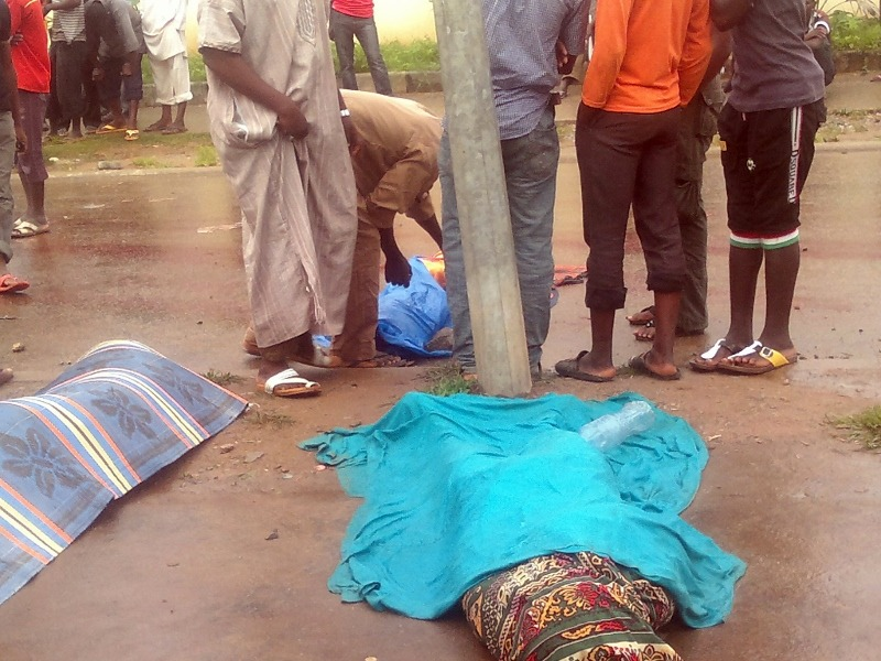 12 Killed, 21 Injured As Another Female Suicide Bomber Attacks Maiduguri, Another Explosion Averted