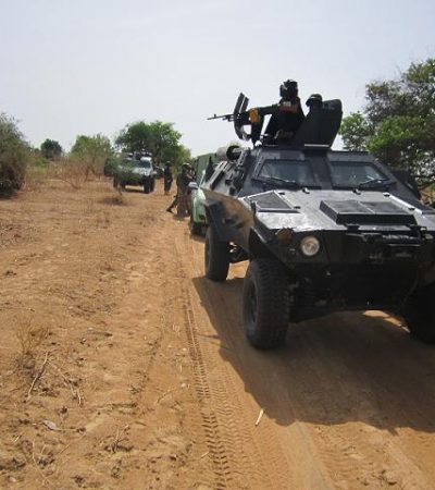 Blame No One If Boko Haram Kills You In Chibok; Military Warns Journalists