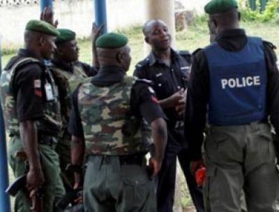 Policeman Shoots Truck Driver In Aba