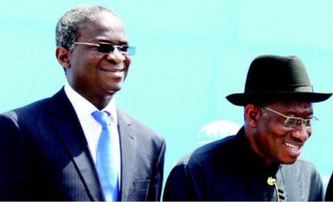 Gov. Fashola Sues President Jonathan
