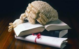 lawyer wig