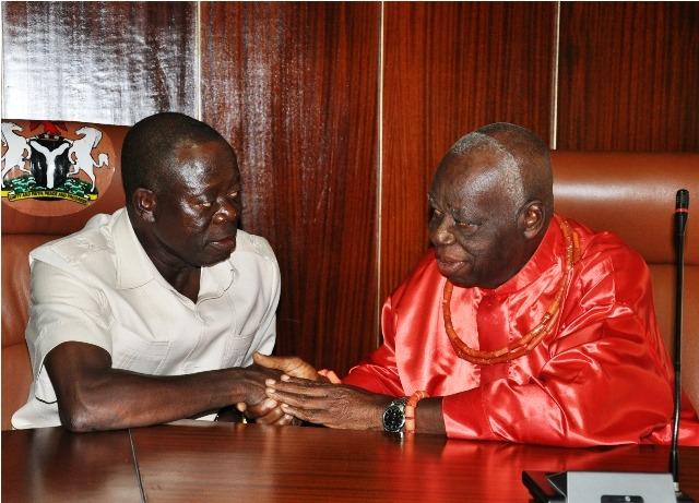 Oshiomhole's Baseless Diatribe Against Okonjo-Iweala