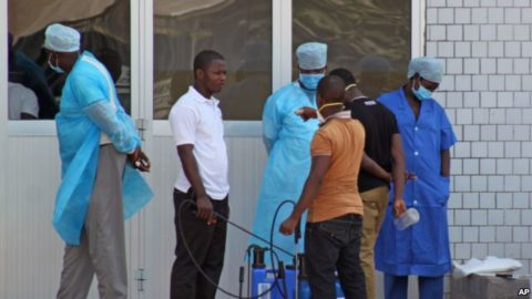 Ebola Fatalities in West Africa Reach 83