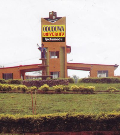 Osun Seals Oduduwa Varsity Over Unpaid Tax