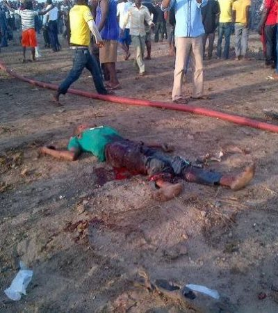 Nyanya Bomb Blast: 2 Corpses Yet To Be Identified At Asokoro Hospital