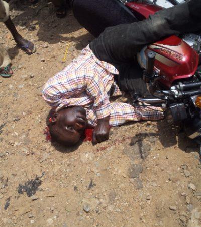 Two-Gang Okada Robbers Shot Dead in Onitsha