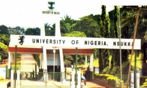 Old Students Affairs Building At UNN Gutted By Fire
