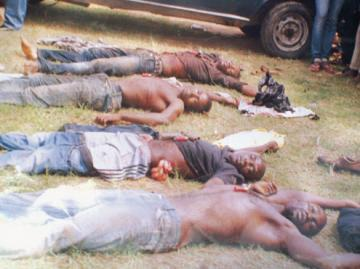 Police Arrests 2-Man Gang Specialize In Stealing/Murder Of Tricycles Operators In Enugu