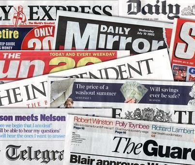 Sun Newspaper And Plethora Of Lies