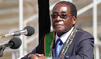 Rhodesians' assassination attempt on President Mugabe