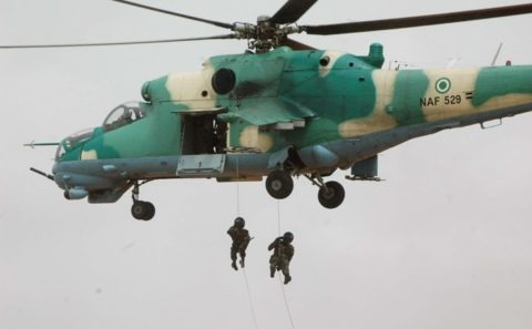 B'Haram Didn't Shoot Down Crashed Helicopter – Military