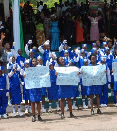 Exercise Restraint Pro-Buhari Group Tells #BringbackourGirls#