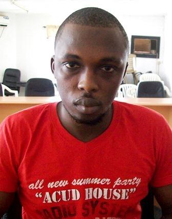 gwacham emmanuel orakwe after arrest