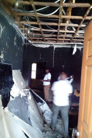 """The Burning Of Ohakim's House is Condemnable and Unacceptable"" – Imo State Govt"