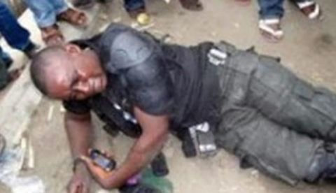 Evil May Day in Anambra as Mob Lynch Policeman