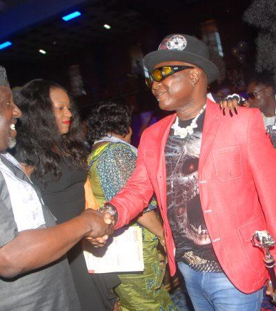 Again, Charly Boy Stops Okorocha From Speaking At Oputa's Burial