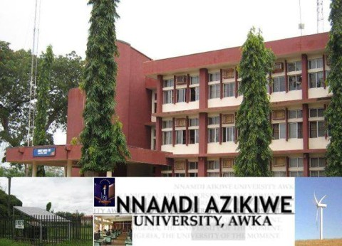 UNIZIK VC Tussle: Court Strikes Out Case Over Lack Of Merit