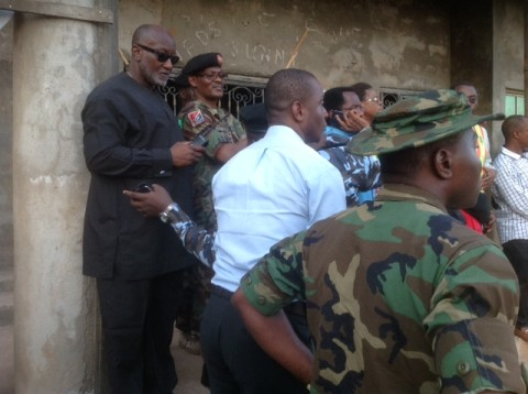 Four Storey Building Collapse In Onitsha