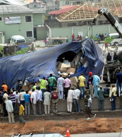 Lagos\Ibadan Expressway: A Tale Of Woes